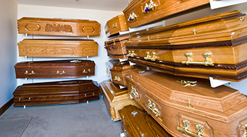 Coffin Showroom
